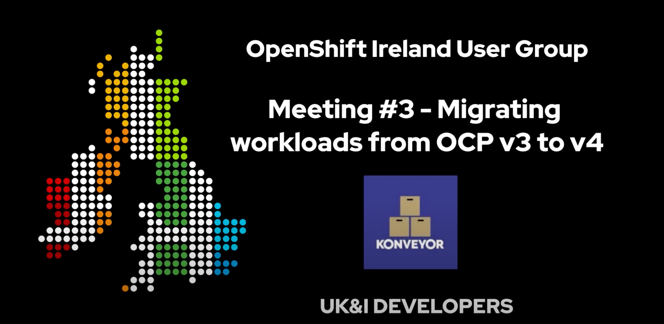 Meeting #3 - Move Workloads Across Clusters with Crane – an open-source tool part of the Konveyor Community